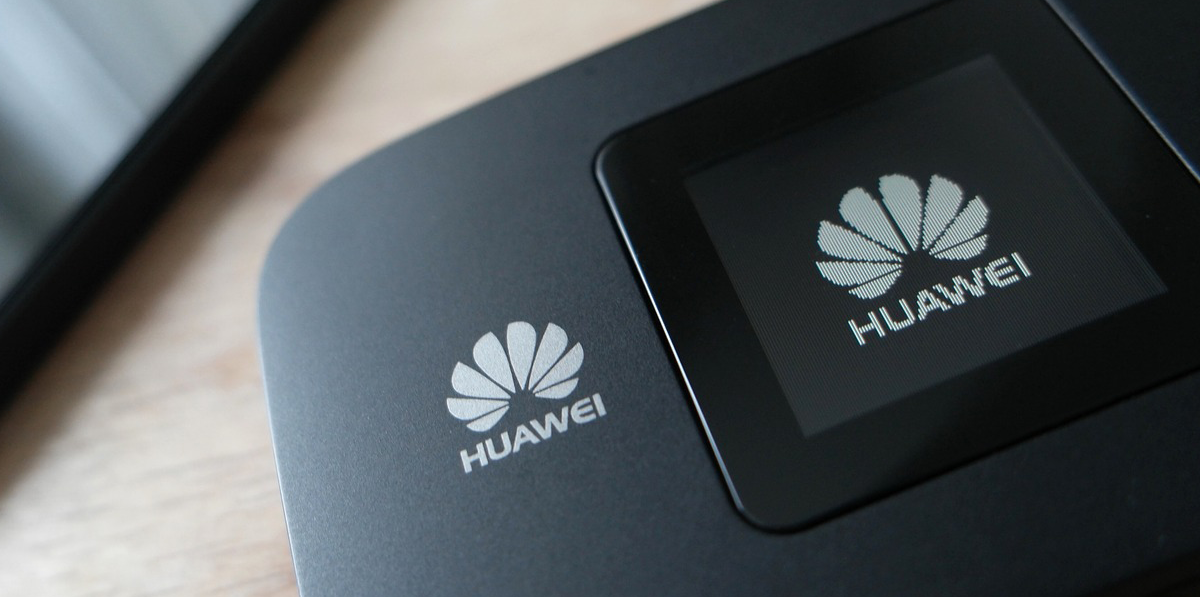 Huawei modem portátil
